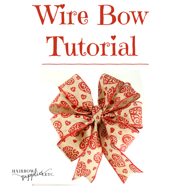 Wired Bow Tutorial