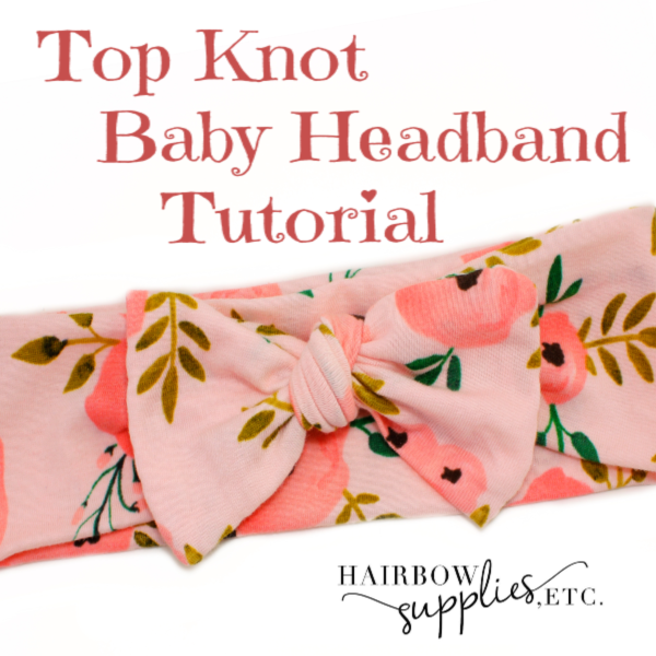 Top Knot Turban Head Wrap